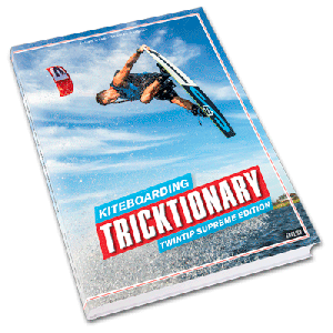 Tricktionary - Bok för kitesurfaren