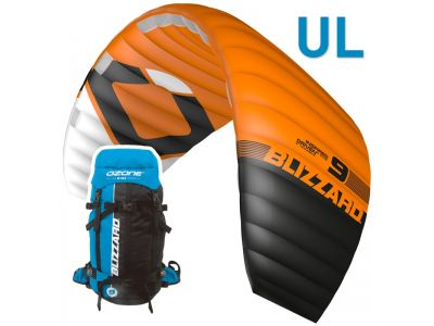Ozone Blizzard Ultralight snowkite
